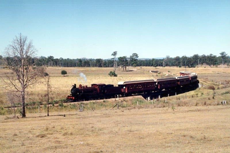 Fairney View Steam