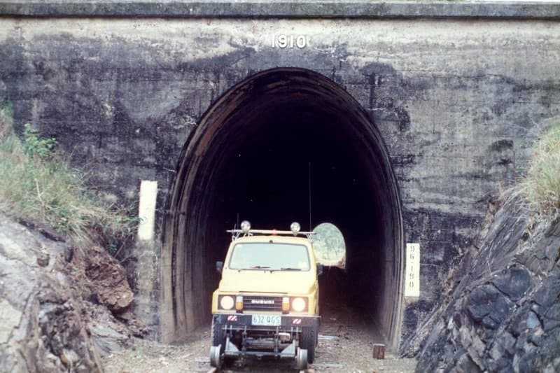 Harlin Tunnel