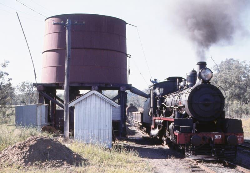 Linville Train