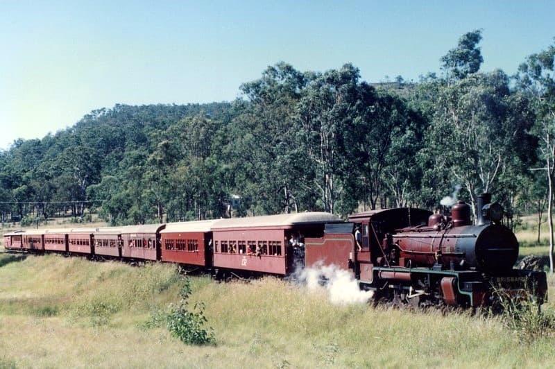 Ottoba Train