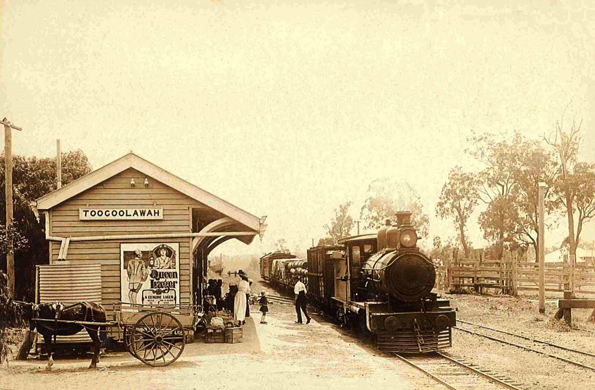 Toogoolawah Station