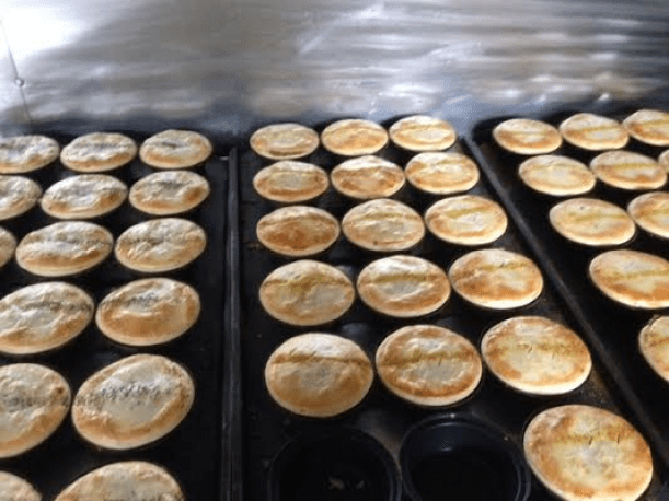 Pies Pies and more pies.