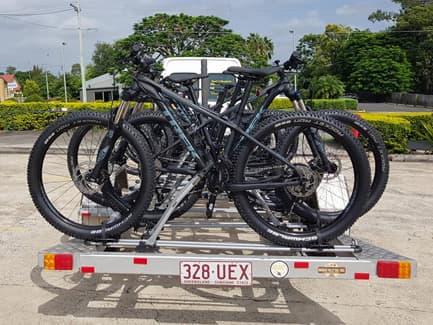 Hire Bikes 2