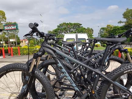 Hire Bikes 3