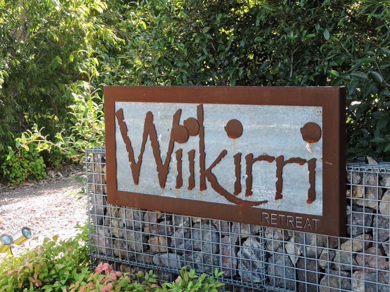 Wiikirri Entry Sign 02